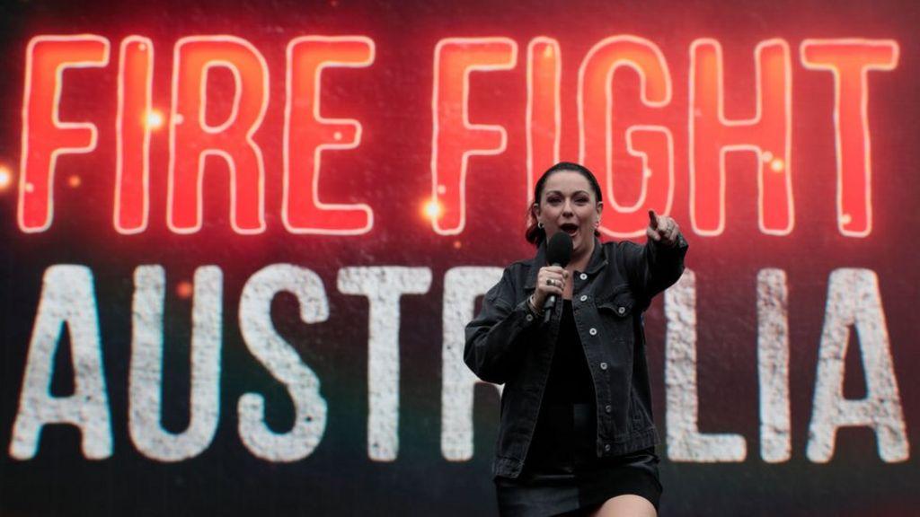 Celeste Barber: Australian court rules bushfire donations cannot ...