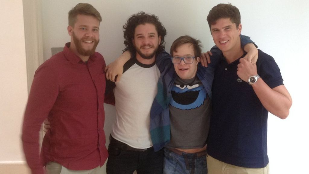 Kit Harington backs disability campaign