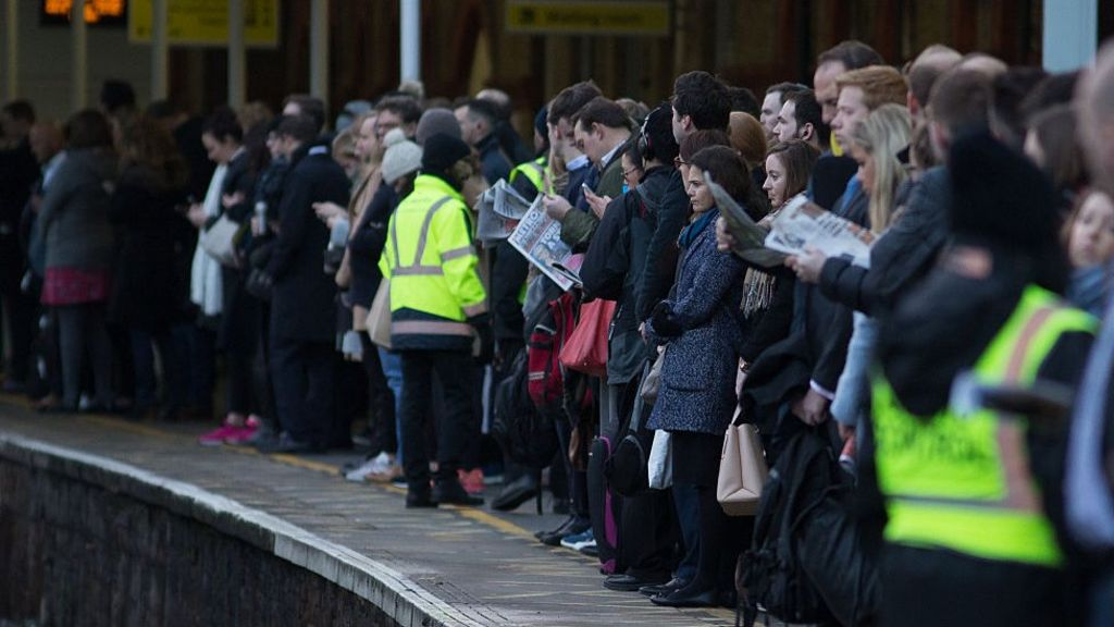 Rail passenger satisfaction 'little changed in a decade'