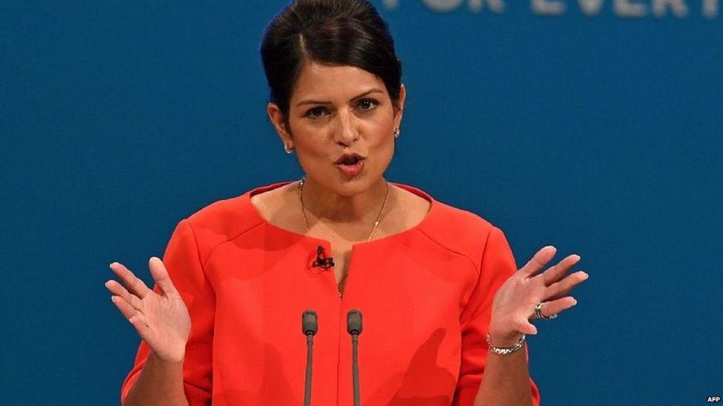 Priti Patel apologises over undisclosed Israeli meetings