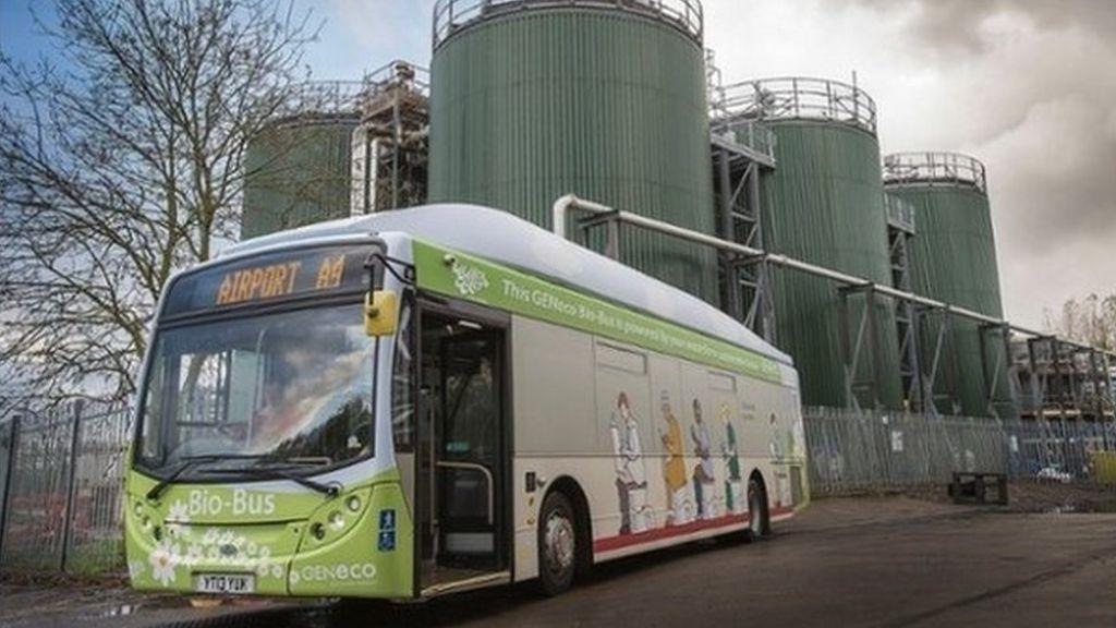 fleets of 39 poo buses 39 planned for bristol area bbc news. Black Bedroom Furniture Sets. Home Design Ideas