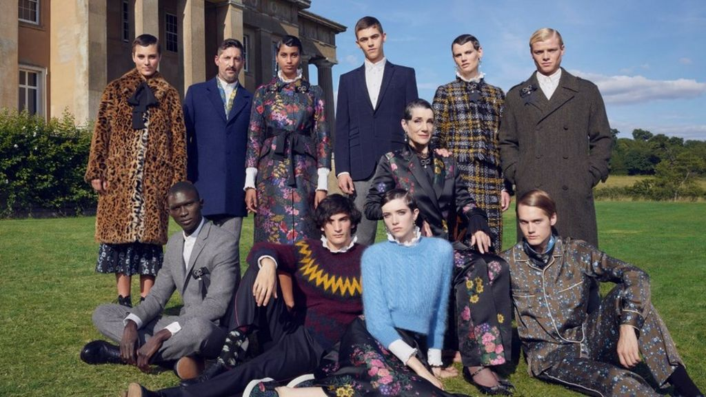 What happens when high-end meets high street