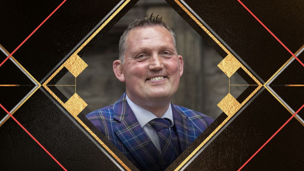 bbc.co.uk - Doddie Weir wins Helen Rollason Award at Sports Personality 2019