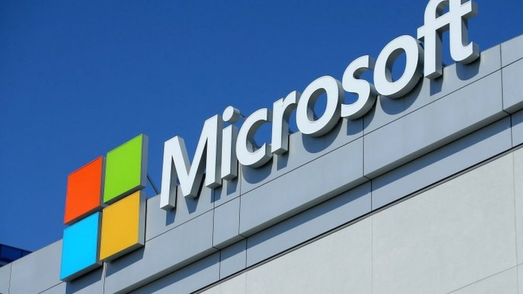 Two Britons arrested over Microsoft hack