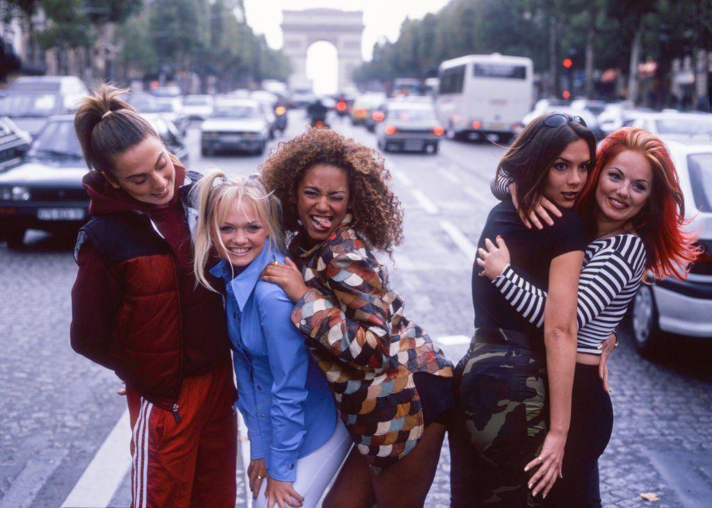 Spice Girls in Paris