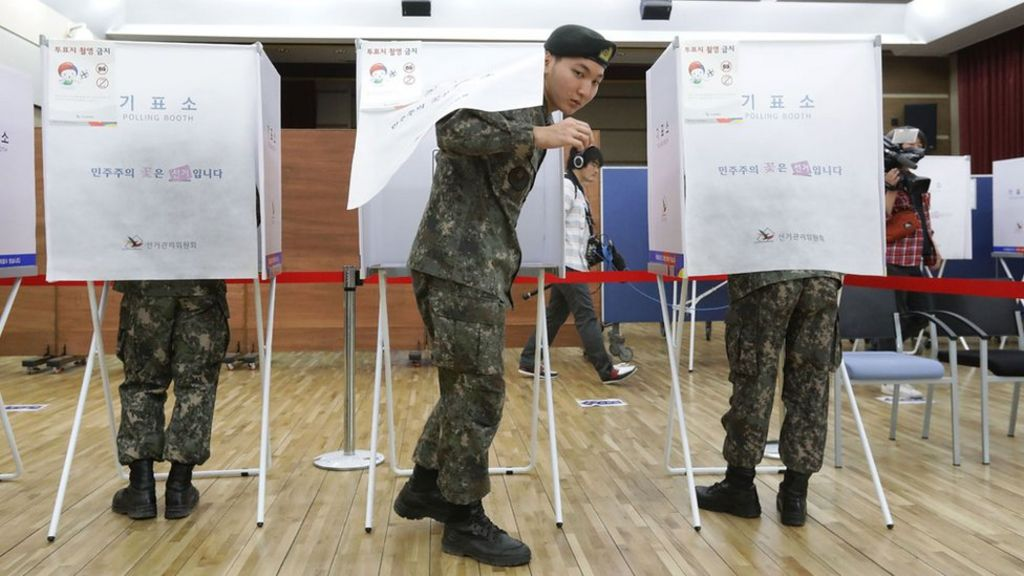 S Korea election: Why the economy is top priority