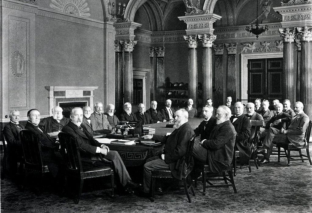 Bank of England Court of Directors, 1903