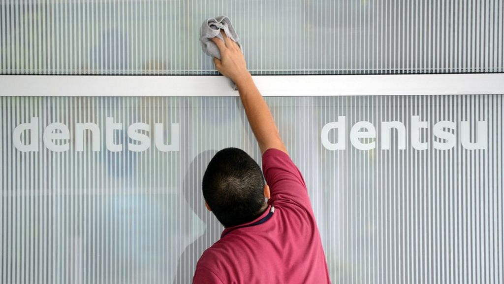 Japan's Dentsu advertising agency charged over employee suicide