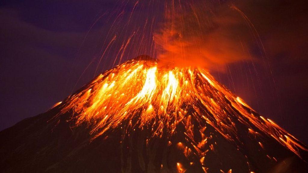 Image result for volcano errupting