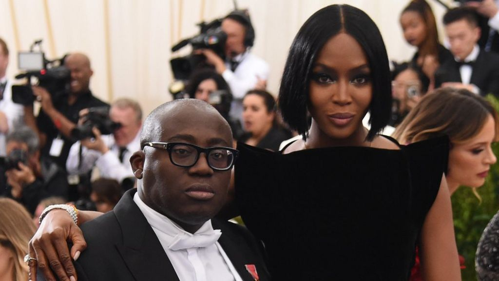 Vogue: What next for the magazine as new editor Edward Enninful begins?