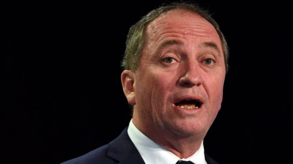 Barnaby Joyce: Australia deputy PM disqualified from office