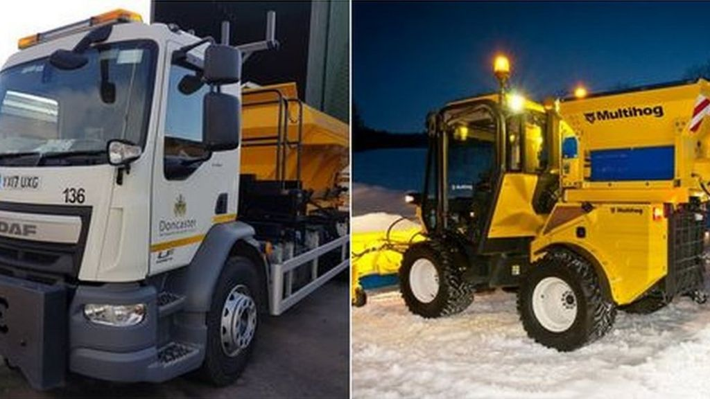 Comedy poll names town's new gritters
