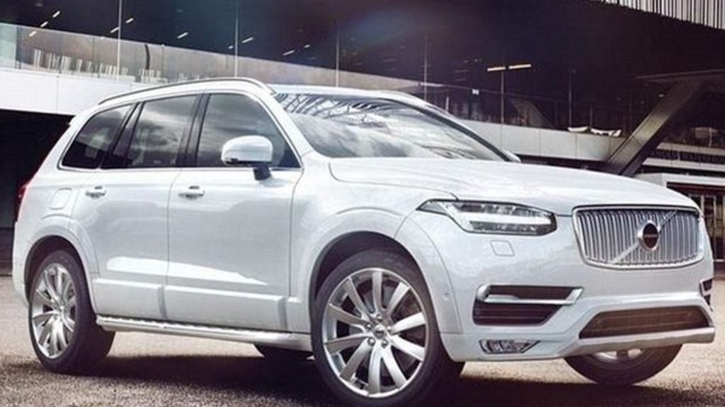 Volvo to test self-drive cars in UK - BBC News