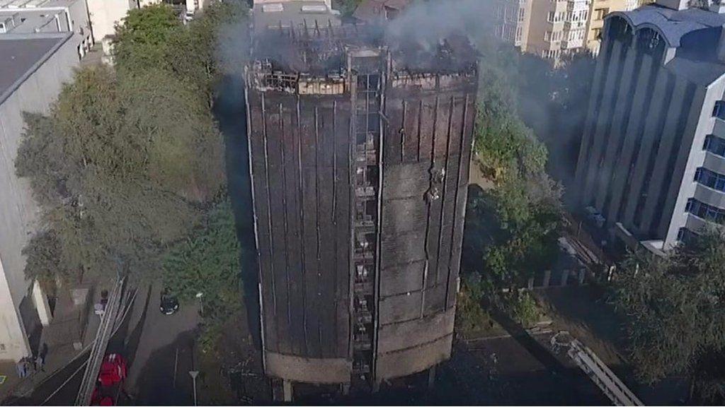 Deadly fire engulfs Russian hotel