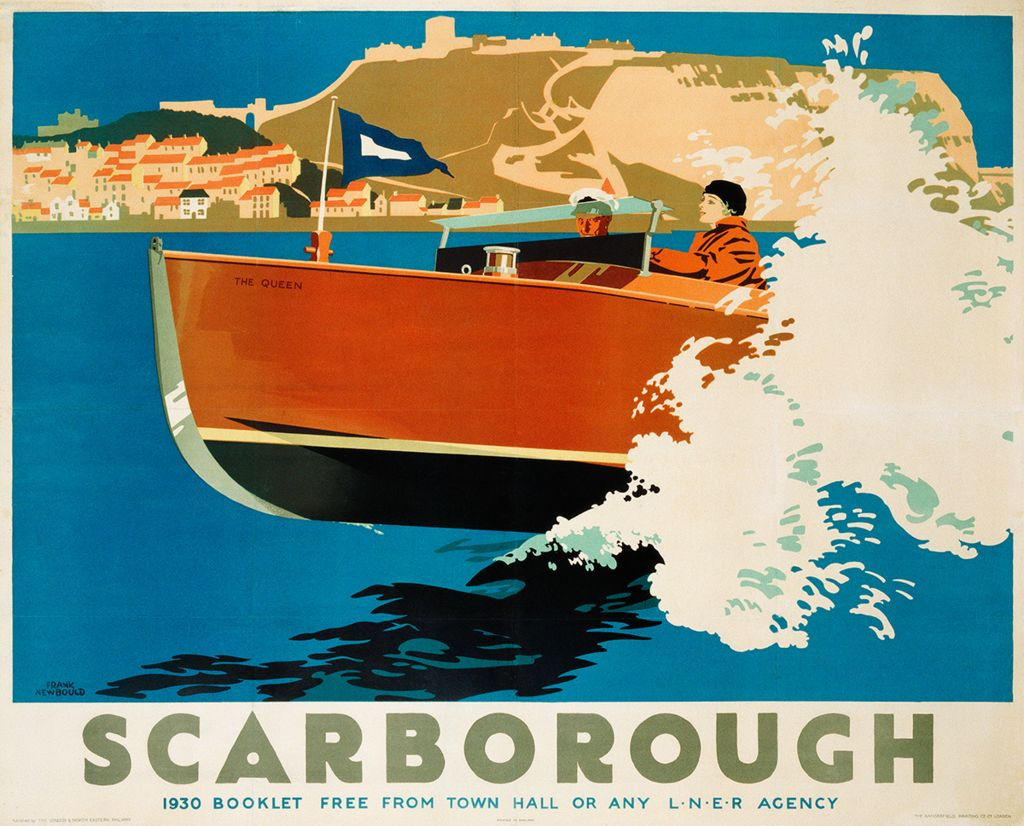 Scarborough poster from 1930
