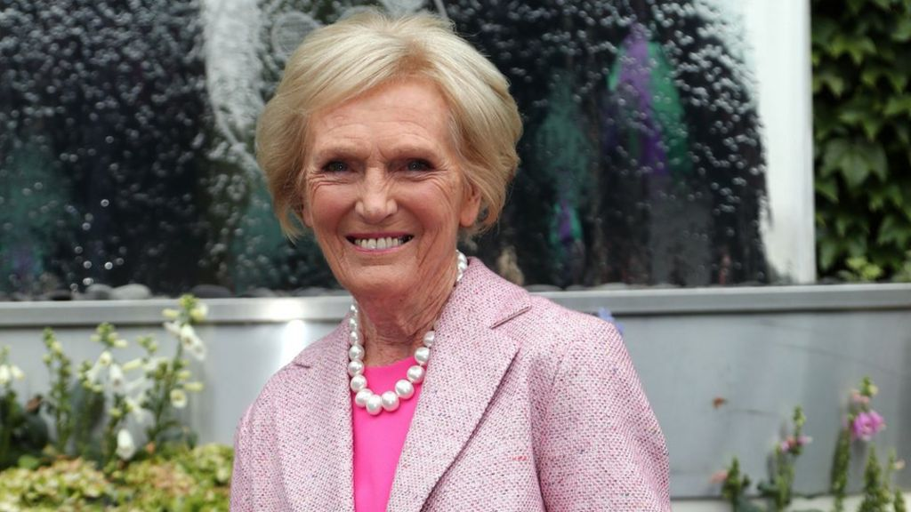 Britain's Best Cook: Mary Berry to judge new BBC cooking contest