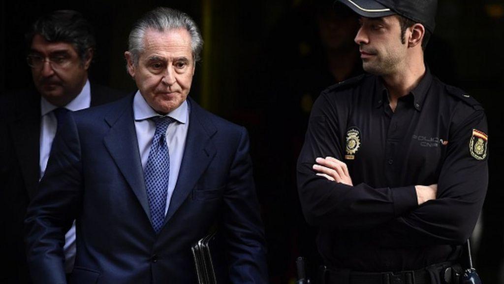 Former Spanish bank chief found dead