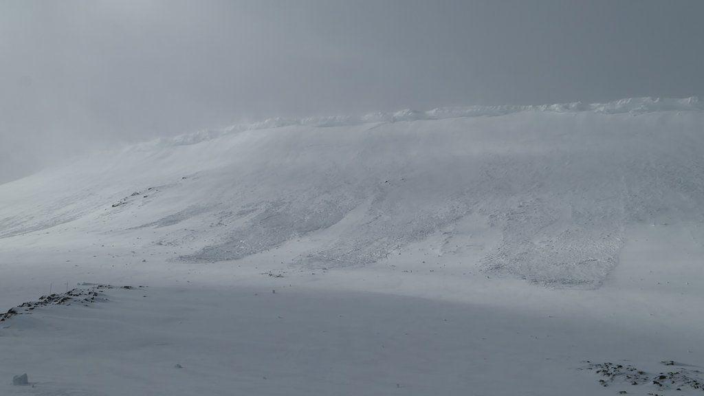 Avalanche activity