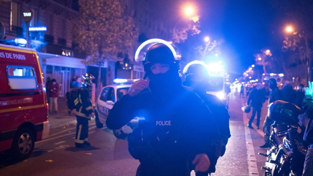 What Happened At The Bataclan Bbc News