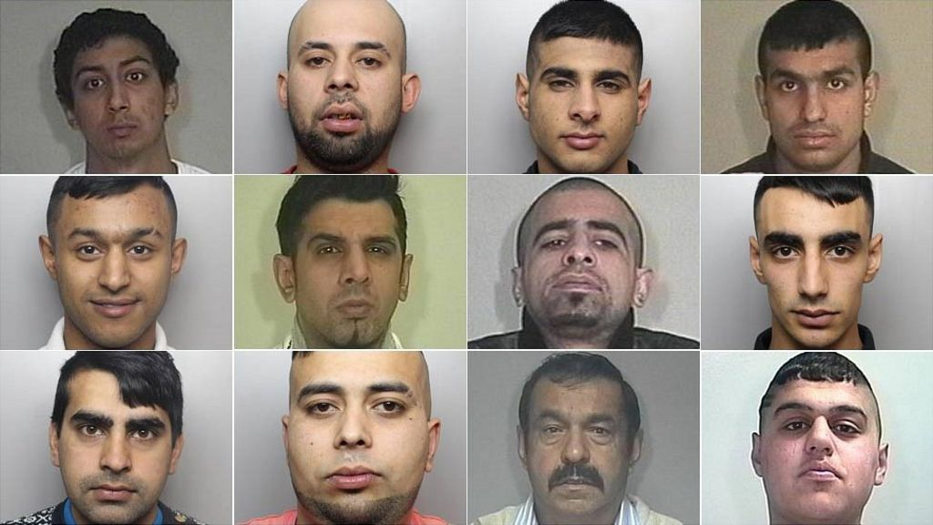 Keighley abuse: Twelve men jailed for sexually exploiting