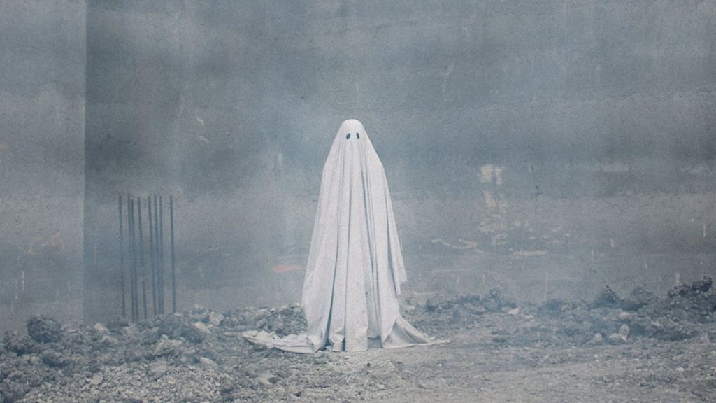 A Ghost Story: Why is Casey Affleck under a sheet?
