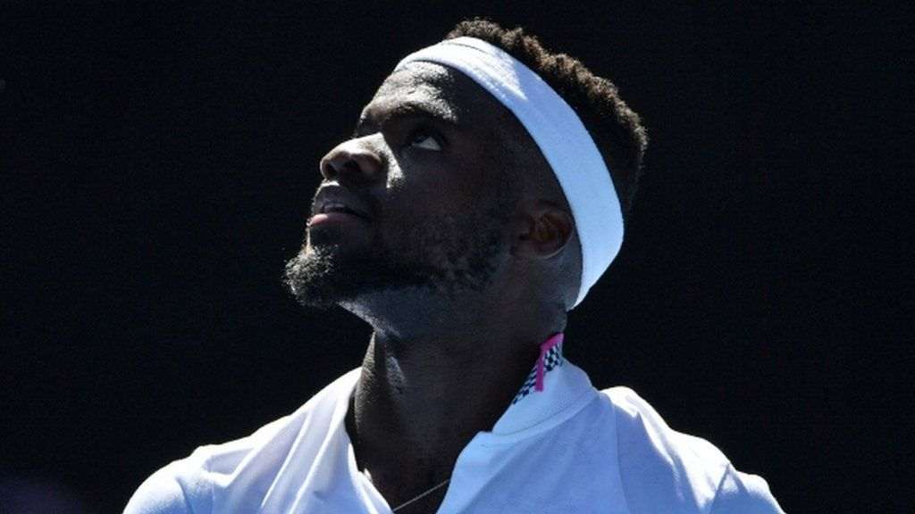 Frances Tiafoe: The janitor's son who became an Australian Open hope