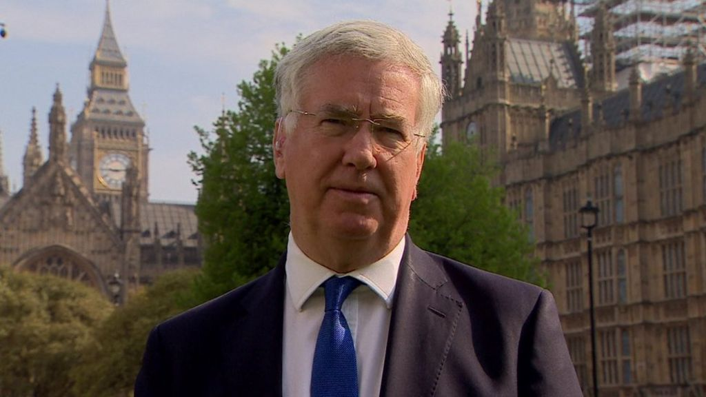 Does Michael Fallon trust Sadiq Khan?