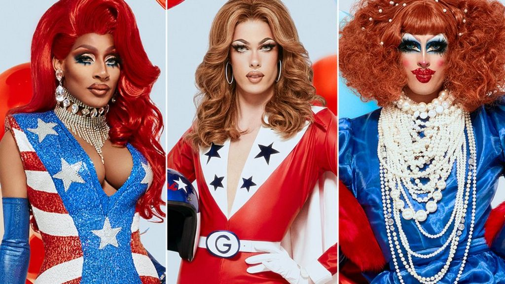 Rupaul S Drag Race Season 12 The Most Political Troubled Series Ever Bbc News