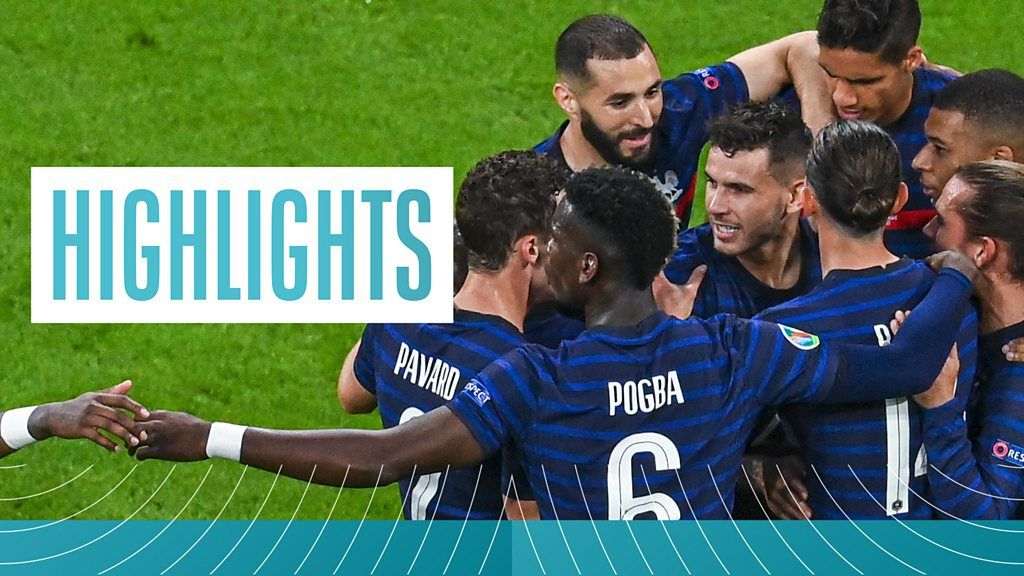Euro 2020 France 1-0 Germany: Hummels own goal gives France narrow victory