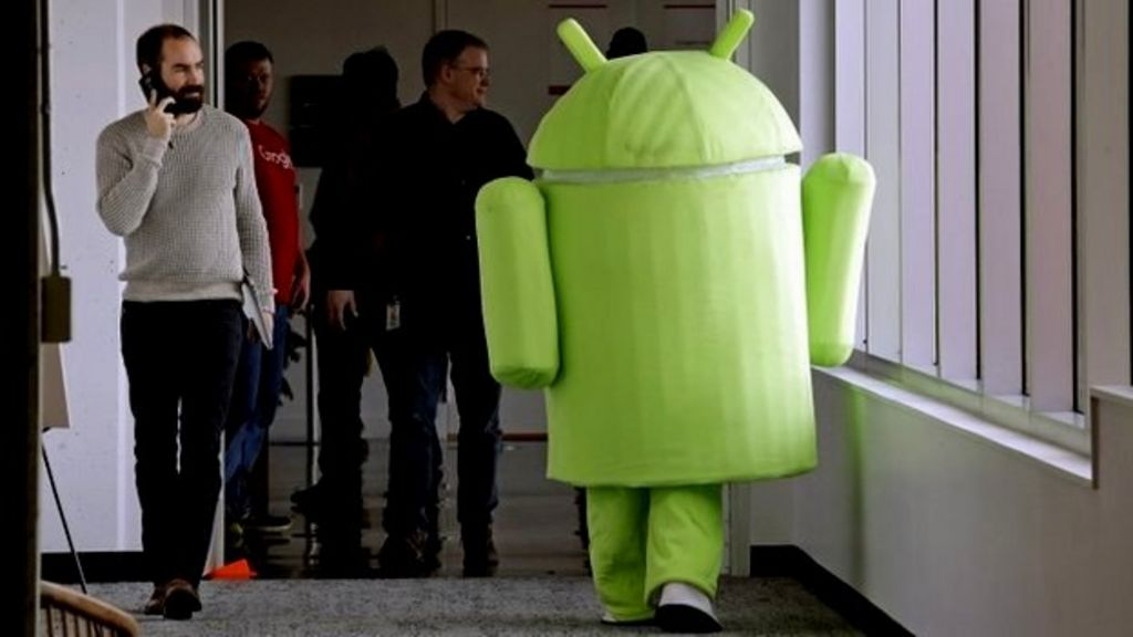 Google loses Android appeal in Russia - BBC News