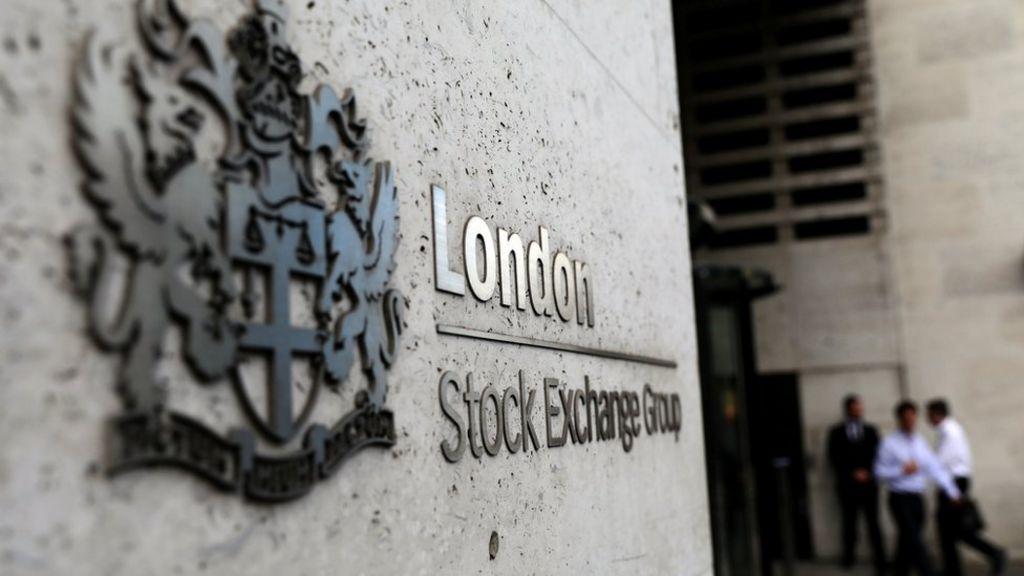 UK stock markets close at a record high