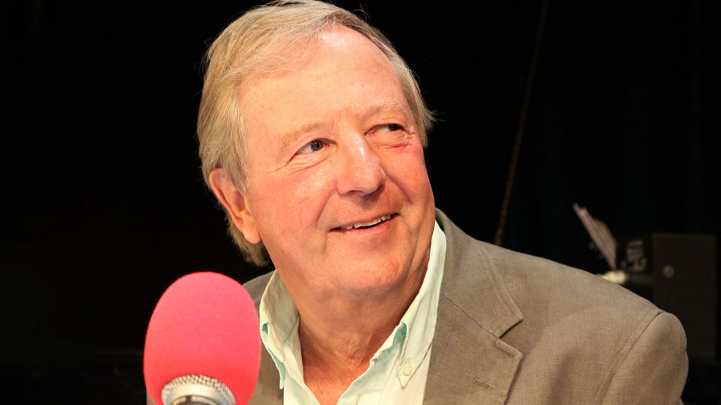 Tim Brooke-Taylor: Cleese, Fry and more pay tribute to comedy ...