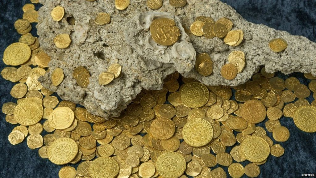 Oak Island Treasure Coins