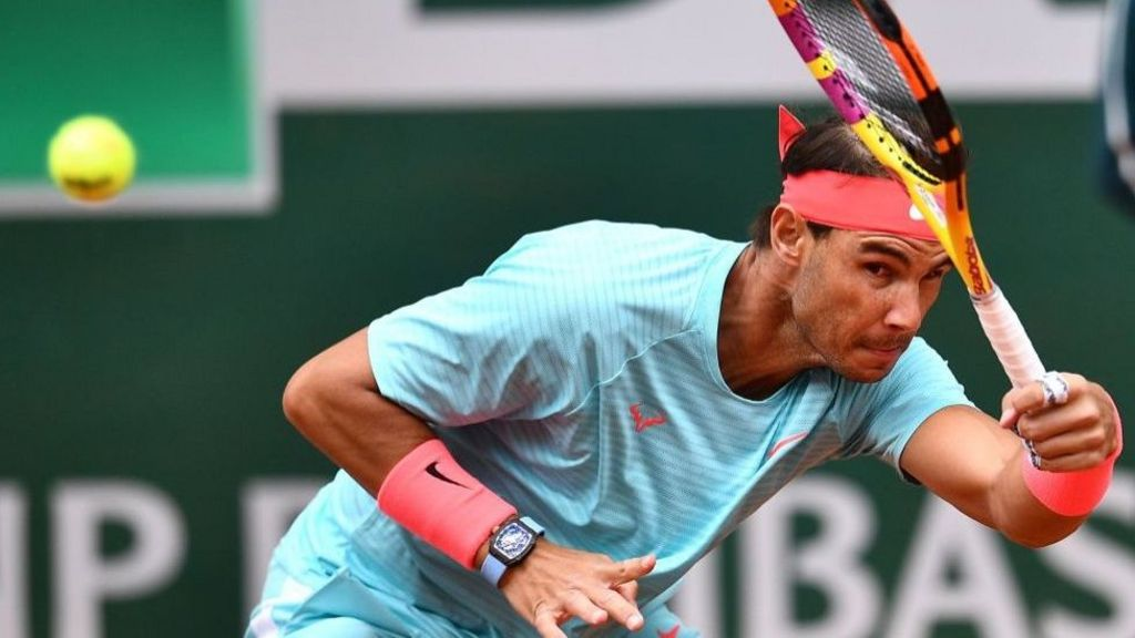 French Open Rafael Nadal Thrashes Mackenzie McDonald In Second Round BBC Sport