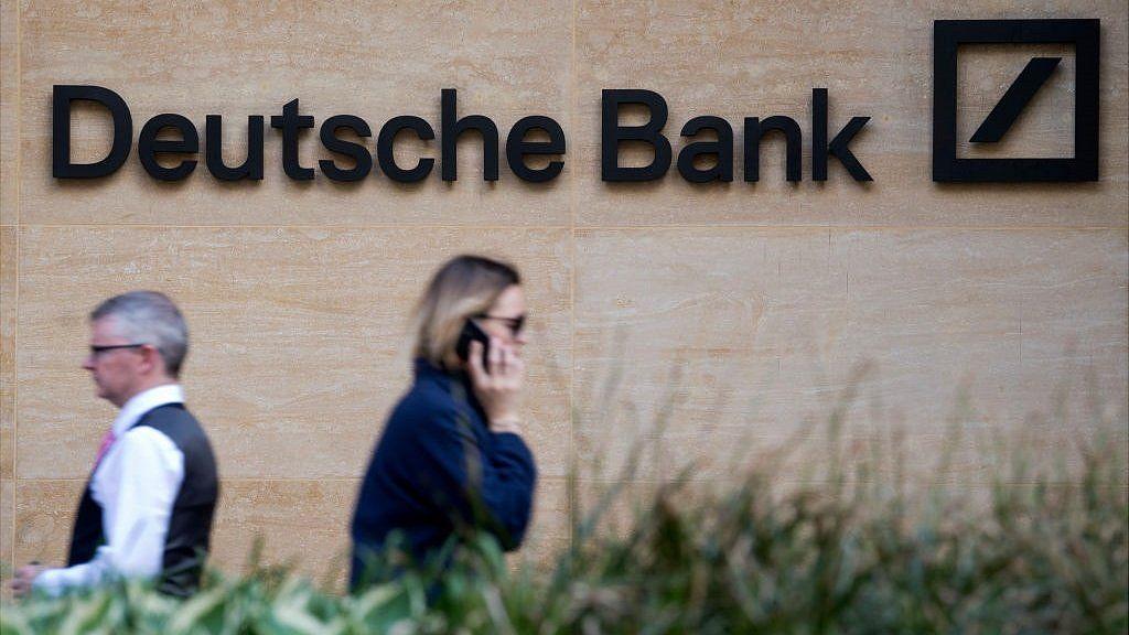 Live chat deutsche bank