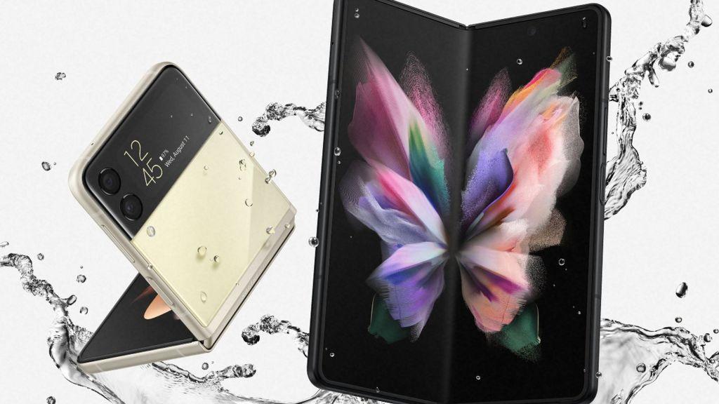 Samsung Z Fold 3 y Z Flip 3