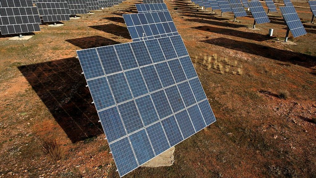 Hackers 'could target electricity grid' via solar panel tech