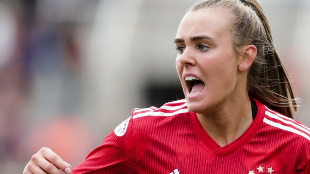 Image result for Jill Roord signs for Arsenal