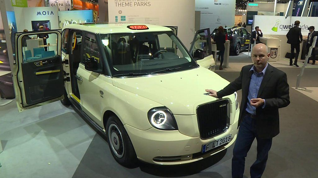 how london 39 s taxis could go electric bbc news. Black Bedroom Furniture Sets. Home Design Ideas