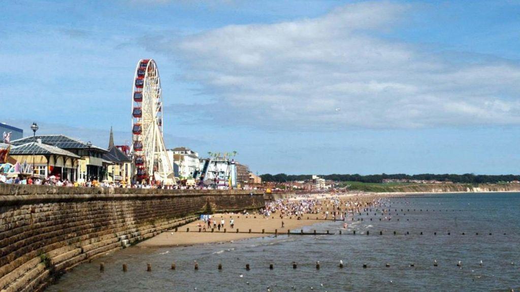bridlington seaside resort