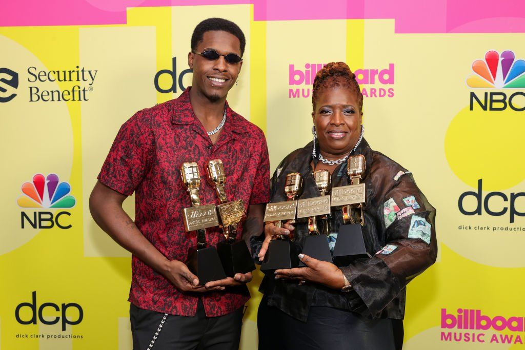 Audrey and Obasi Jackson
