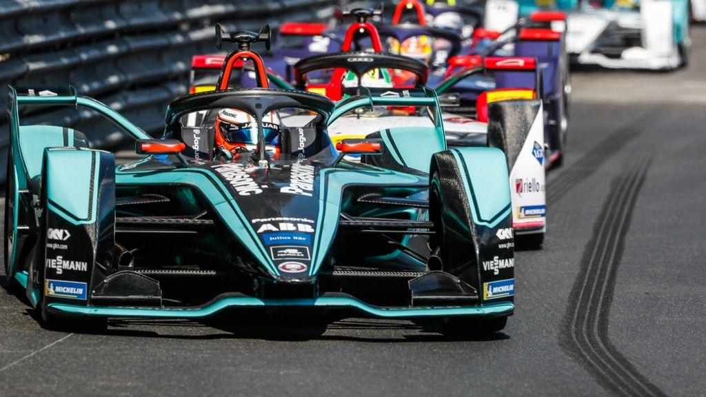 Formula E: BBC TV coverage, race calendar & results - BBC Sport