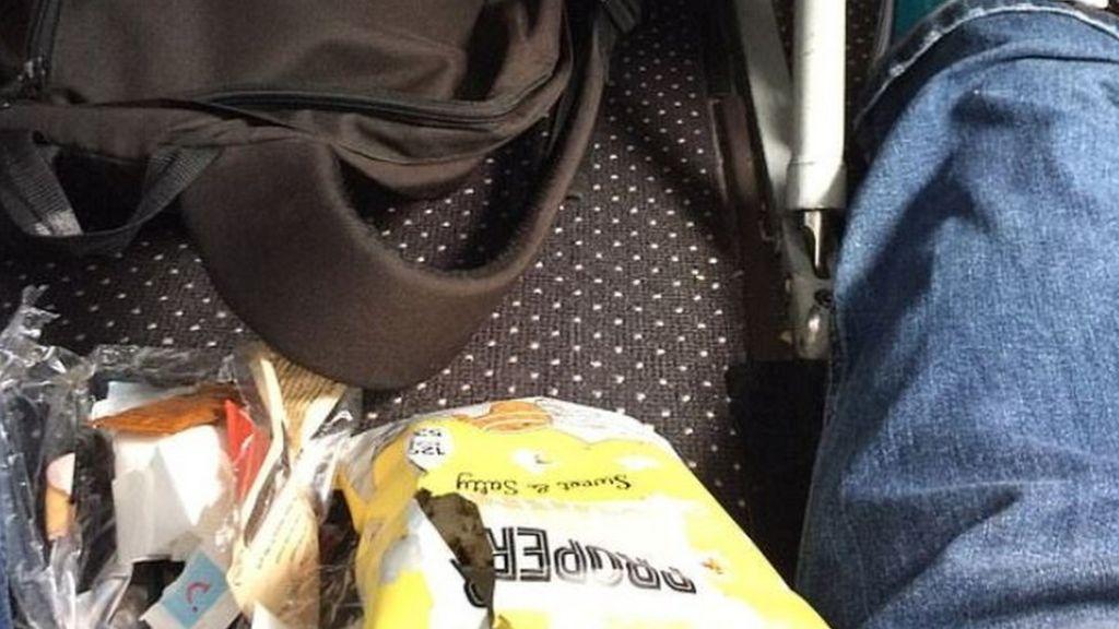 bbc.co.uk - Family had to sit on floor of TUI plane