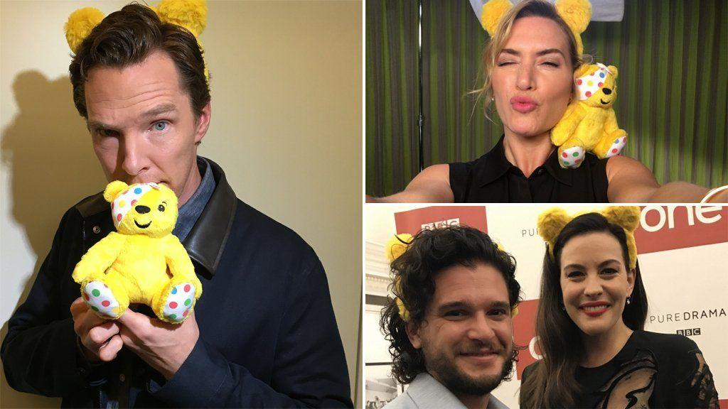 Benedict Cumberbatch, Kate Winslet, Kit Harrington and Liv Tyler