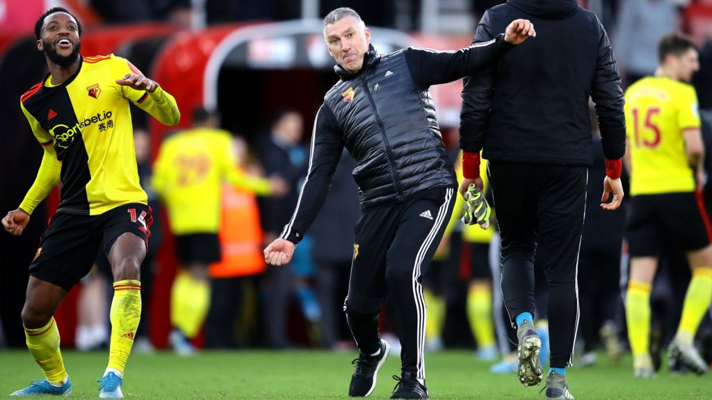 Nigel Pearson: How Watford boss is engineering great escape - BBC ...