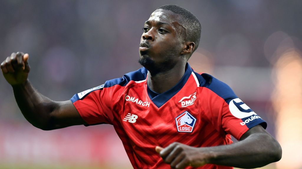 Nicolas Pepe To Arsenal Who Is The 72m Gunners Signing And