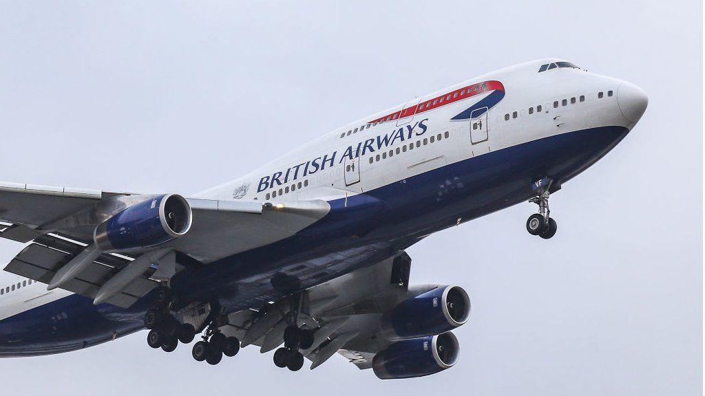 British Airways retires entire 747 fleet after travel downturn - BBC News