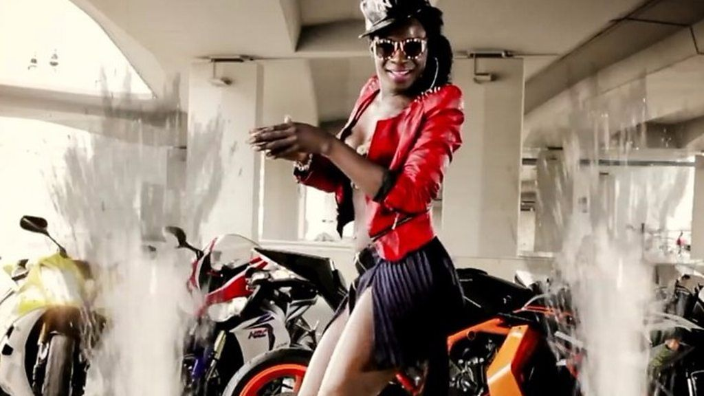 Trans Angolan popstar Titica shakes her way to success
