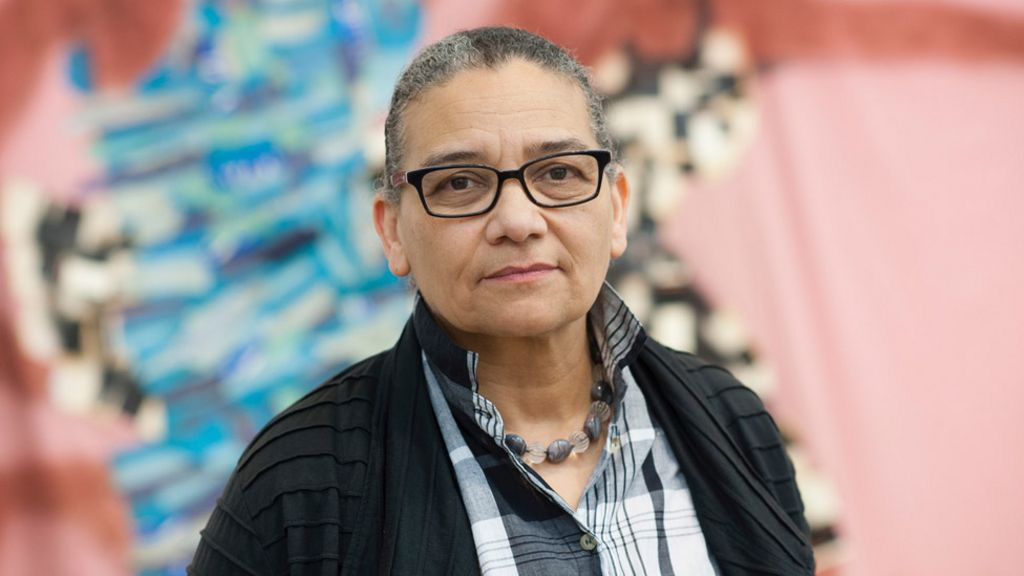 Lubaina Himid in historic Turner Prize win
