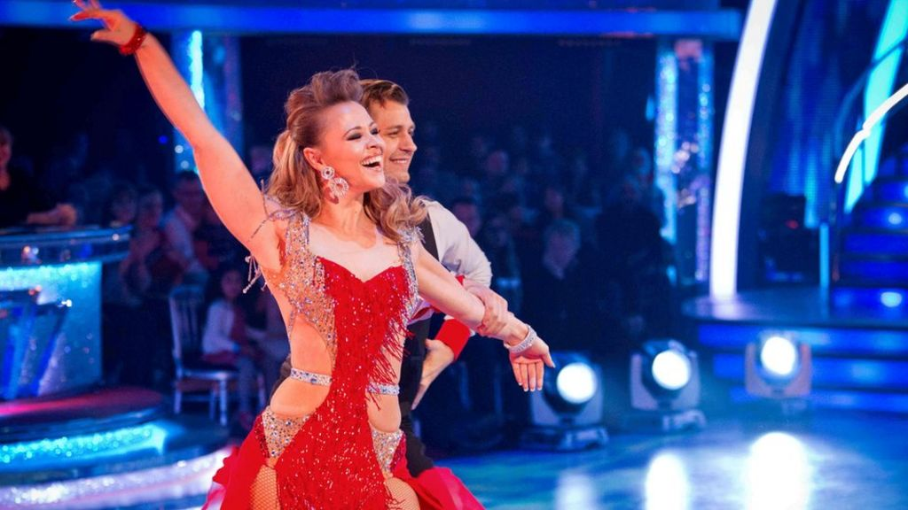 Who's going to be on the Strictly Christmas special?